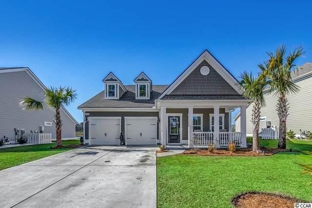 160 Sago Palm Dr., Myrtle Beach, SC 29579 (MLS #2104270) :: James W. Smith Real Estate Co.