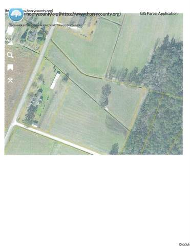 Lot E W G Rd., Conway, SC 29526 (MLS #2104272) :: James W. Smith Real Estate Co.