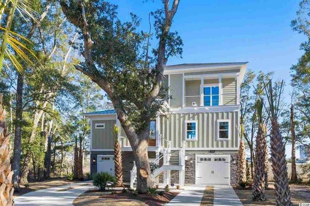 1016 Marsh View Dr., North Myrtle Beach, SC 29582 (MLS #2104274) :: The Litchfield Company