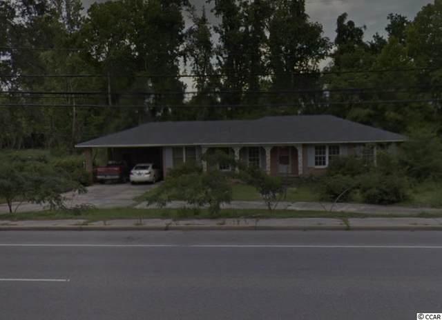 409 N Main St., Hemingway, SC 29554 (MLS #2104277) :: The Litchfield Company