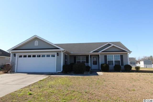 1209 Cymmer Ct., Conway, SC 29527 (MLS #2104293) :: Surfside Realty Company