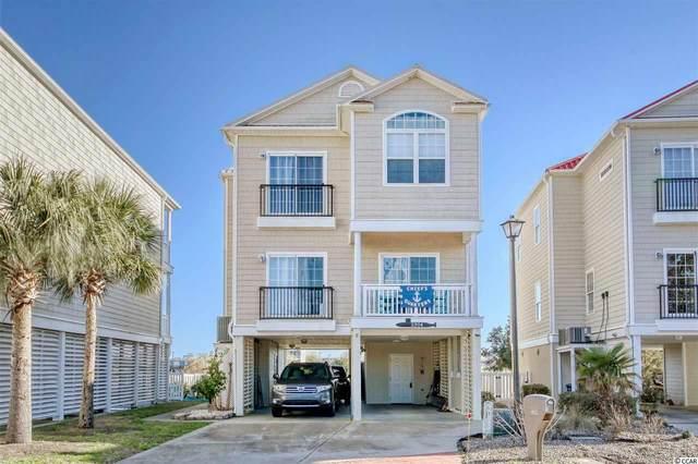 2304 Pointe Marsh Ln., North Myrtle Beach, SC 29582 (MLS #2104294) :: Dunes Realty Sales