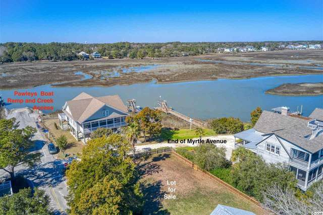 186 Myrtle Ave., Pawleys Island, SC 29585 (MLS #2104323) :: Dunes Realty Sales