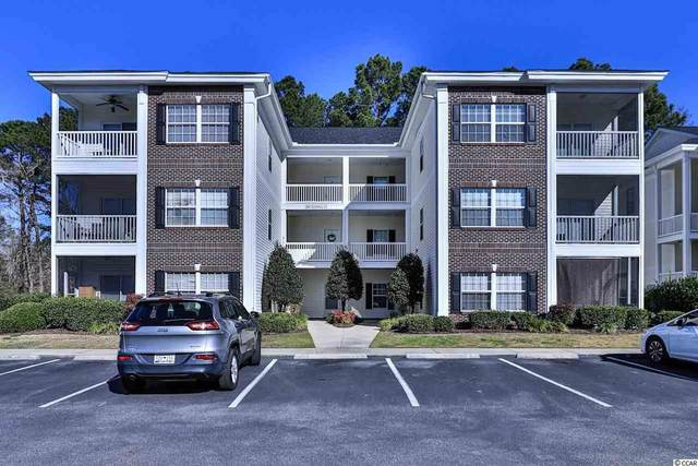 1302 River Oaks Dr. 4-M, Myrtle Beach, SC 29579 (MLS #2104326) :: Leonard, Call at Kingston