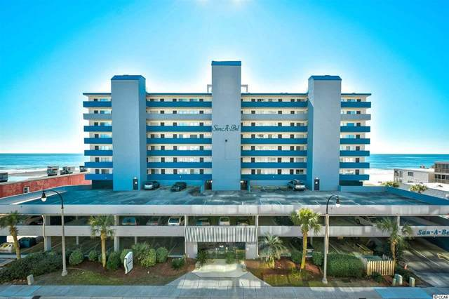 1709 S Ocean Blvd. #604, North Myrtle Beach, SC 29582 (MLS #2104327) :: Team Amanda & Co