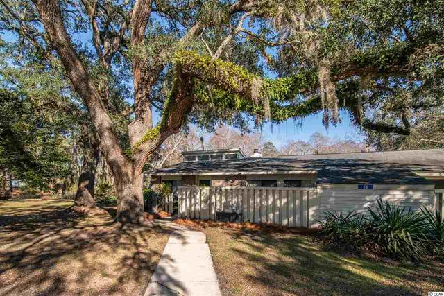 58 Wedgefield Village Rd. #47, Georgetown, SC 29440 (MLS #2104350) :: James W. Smith Real Estate Co.