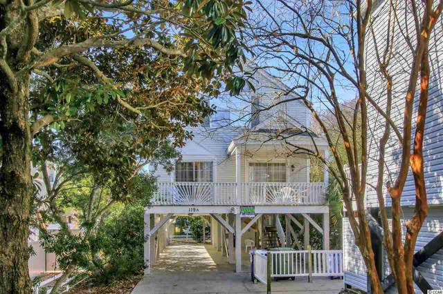 119A 12th Ave. S, Surfside Beach, SC 29575 (MLS #2104352) :: Garden City Realty, Inc.