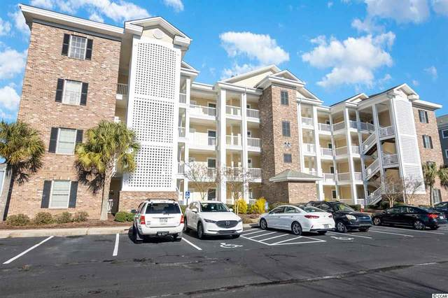 4879 Luster Leaf Circle #302, Myrtle Beach, SC 29577 (MLS #2104355) :: Dunes Realty Sales
