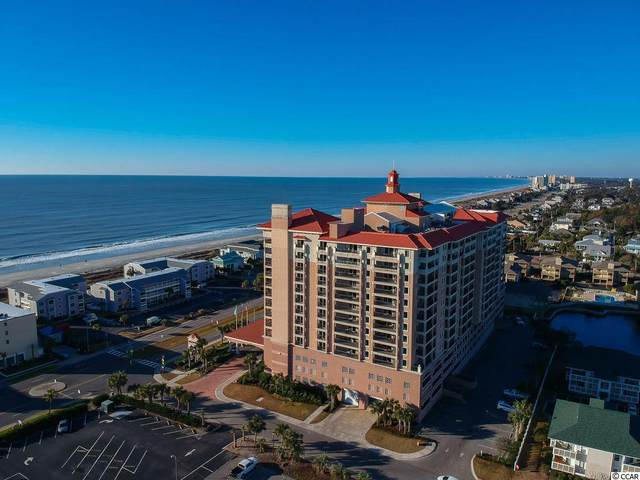 1819 N Ocean Blvd. #1109, North Myrtle Beach, SC 29582 (MLS #2104356) :: Dunes Realty Sales
