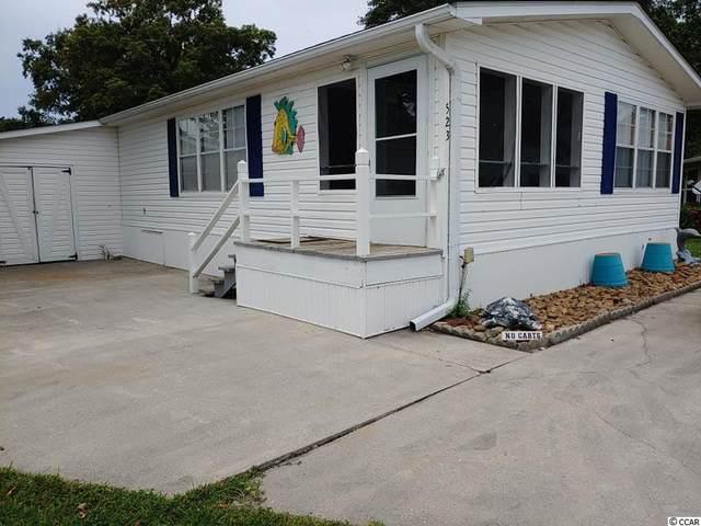 523 Sandpebble Dr., Surfside Beach, SC 29575 (MLS #2104370) :: The Greg Sisson Team