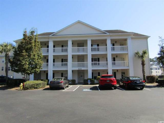 619 Woodmoor Circle #202, Murrells Inlet, SC 29576 (MLS #2104377) :: The Lachicotte Company