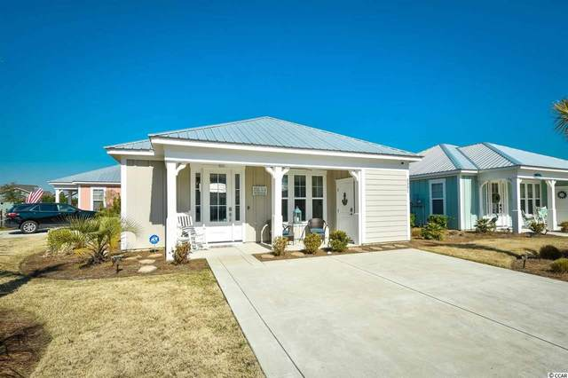 5301 Sea Coral Way, North Myrtle Beach, SC 29582 (MLS #2104378) :: Dunes Realty Sales