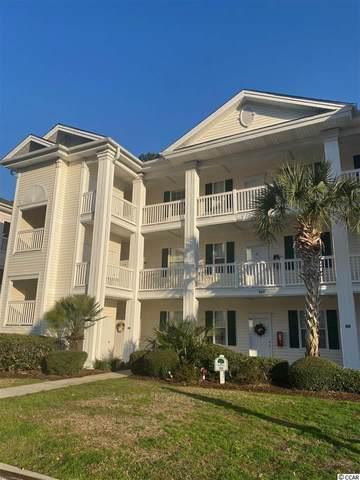 624 River Oaks Dr. 52-G, Myrtle Beach, SC 29579 (MLS #2104390) :: James W. Smith Real Estate Co.