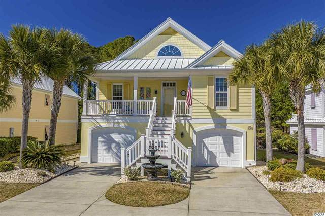 122 Georges Bay Rd., Surfside Beach, SC 29575 (MLS #2104391) :: James W. Smith Real Estate Co.