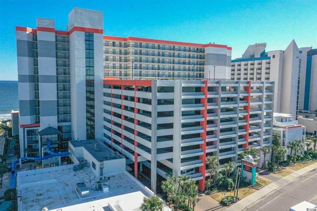 7200 N Ocean Blvd. #455, Myrtle Beach, SC 29579 (MLS #2104392) :: Dunes Realty Sales