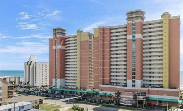 2701 S Ocean Blvd. #1401, North Myrtle Beach, SC 29582 (MLS #2104397) :: Dunes Realty Sales