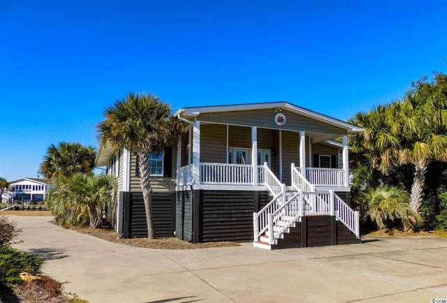 1904 Dolphin St., Murrells Inlet, SC 29576 (MLS #2104398) :: The Greg Sisson Team
