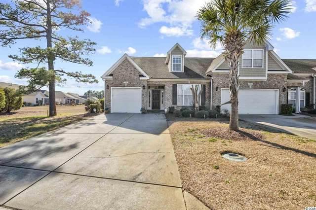 296 Vaireggio Rd. #296, Myrtle Beach, SC 29579 (MLS #2104402) :: James W. Smith Real Estate Co.