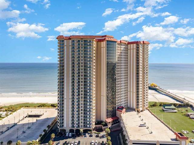 8500 Margate Circle #1504, Myrtle Beach, SC 29572 (MLS #2104404) :: Leonard, Call at Kingston