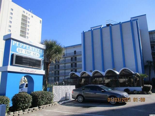 305 Ocean Blvd. S #206, North Myrtle Beach, SC 29582 (MLS #2104408) :: Surfside Realty Company