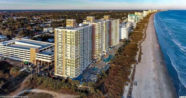2801 S Ocean Blvd. #537, North Myrtle Beach, SC 29582 (MLS #2104416) :: Team Amanda & Co