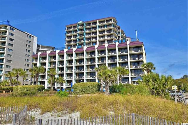 201 N 77th Ave. N Ph31, Myrtle Beach, SC 29572 (MLS #2104417) :: The Lachicotte Company