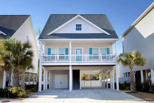 904 Leah Jayne Ln., North Myrtle Beach, SC 29582 (MLS #2104420) :: Armand R Roux | Real Estate Buy The Coast LLC