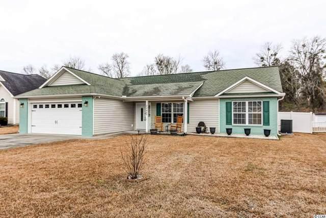 254 Georgia Mae Loop, Conway, SC 29527 (MLS #2104422) :: Duncan Group Properties