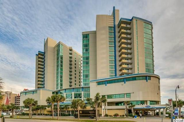 300 Ocean Blvd. N #1708, North Myrtle Beach, SC 29582 (MLS #2104445) :: The Lachicotte Company