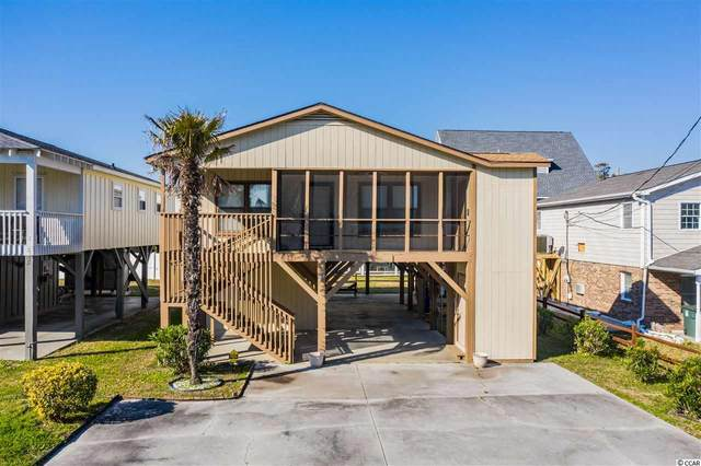 217 34th Ave. N, North Myrtle Beach, SC 29582 (MLS #2104446) :: The Lachicotte Company