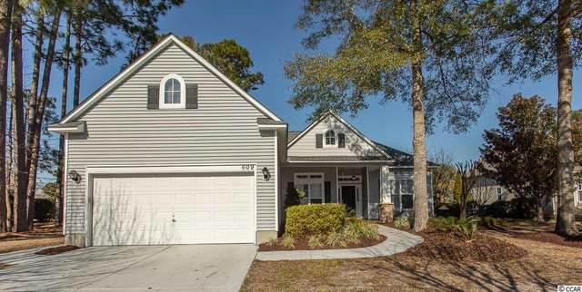 609 Camden Circle, Pawleys Island, SC 29585 (MLS #2104449) :: Hawkeye Realty