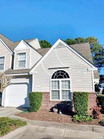 40 Pond View Dr. Unit 40, Pawleys Island, SC 29585 (MLS #2104457) :: Hawkeye Realty