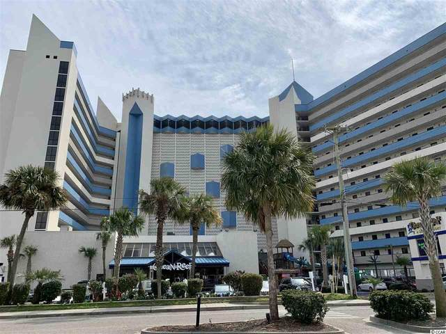 7100 N Ocean Blvd. N #1702, Myrtle Beach, SC 29577 (MLS #2104470) :: Grand Strand Homes & Land Realty