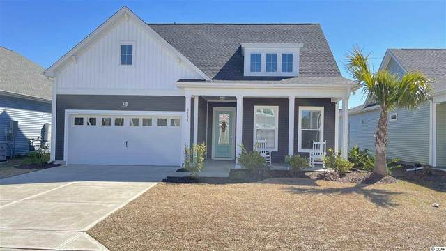 6181 Chadderton Circle, Myrtle Beach, SC 29579 (MLS #2104471) :: James W. Smith Real Estate Co.