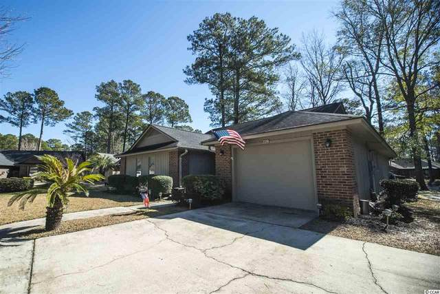 228 Cricket Ct., Conway, SC 29526 (MLS #2104474) :: The Lachicotte Company