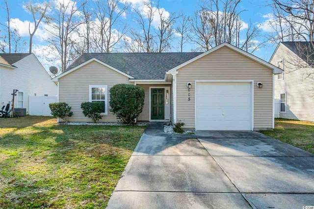 605 Oakhurst Dr., Myrtle Beach, SC 29579 (MLS #2104480) :: James W. Smith Real Estate Co.