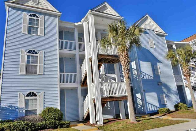 111 Fountain Pointe Ln. #302, Myrtle Beach, SC 29579 (MLS #2104488) :: Garden City Realty, Inc.