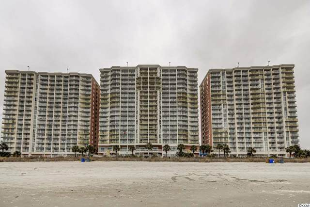 2711 South Ocean Blvd. #1815, North Myrtle Beach, SC 29582 (MLS #2104499) :: Coastal Tides Realty