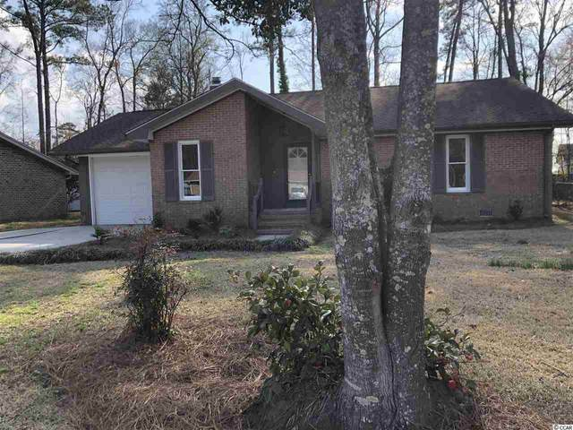 537 Forestbrook Dr., Myrtle Beach, SC 29579 (MLS #2104511) :: Hawkeye Realty