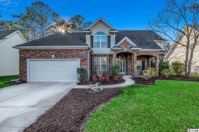 4002 Edenborough Dr., Myrtle Beach, SC 29588 (MLS #2104521) :: Hawkeye Realty