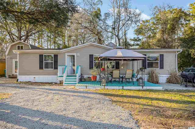 530 Woodland Dr., Murrells Inlet, SC 29576 (MLS #2104523) :: Surfside Realty Company