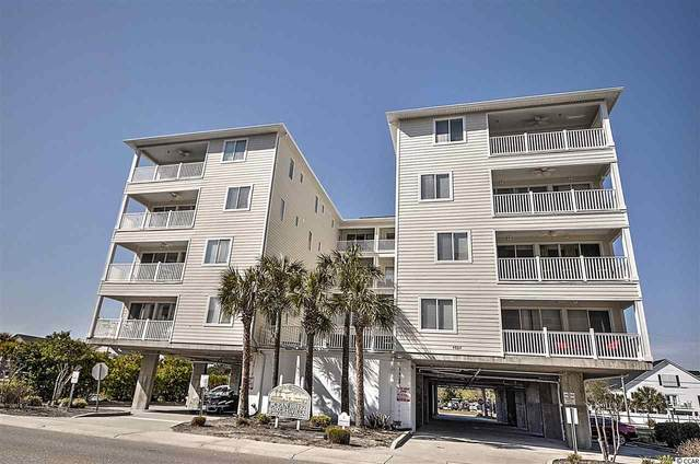 4604 S Ocean Blvd. 2B, North Myrtle Beach, SC 29582 (MLS #2104528) :: Armand R Roux | Real Estate Buy The Coast LLC