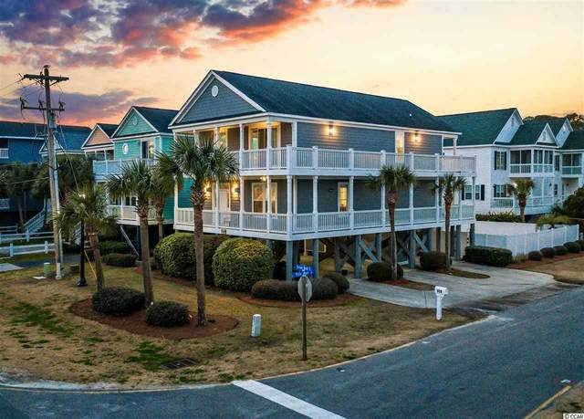 908 S Ocean Blvd., Surfside Beach, SC 29575 (MLS #2104564) :: Surfside Realty Company