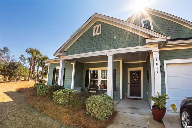 1611 Edgewood Dr., Myrtle Beach, SC 29577 (MLS #2104575) :: Grand Strand Homes & Land Realty