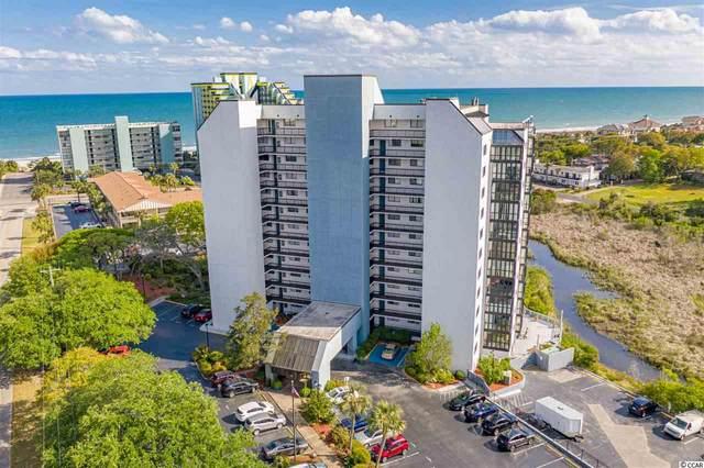 311 69th Ave. N #1106, Myrtle Beach, SC 29572 (MLS #2104582) :: Dunes Realty Sales