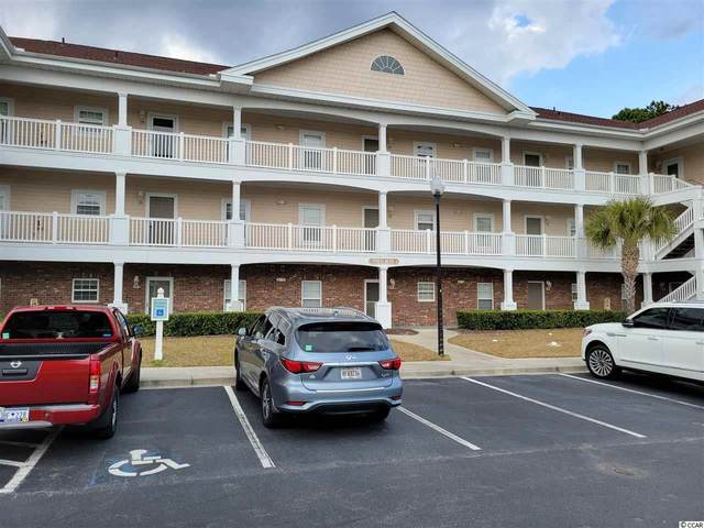 5750 Oyster Catcher Dr. #422, North Myrtle Beach, SC 29582 (MLS #2104590) :: The Litchfield Company