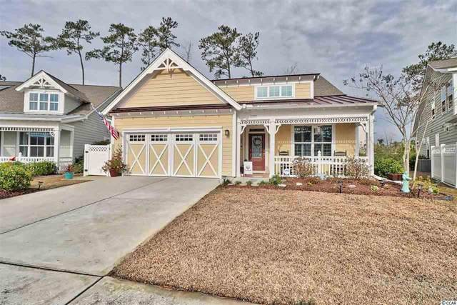 2199 Birchwood Circle, Myrtle Beach, SC 29577 (MLS #2104591) :: Grand Strand Homes & Land Realty