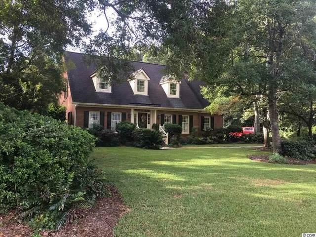 5702 Quail Hollow Ln., Myrtle Beach, SC 29577 (MLS #2104592) :: Leonard, Call at Kingston