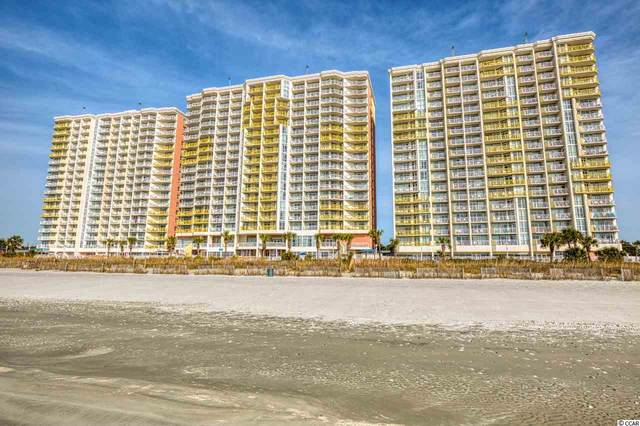 2801 S Ocean Blvd. #834, North Myrtle Beach, SC 29582 (MLS #2104605) :: Jerry Pinkas Real Estate Experts, Inc