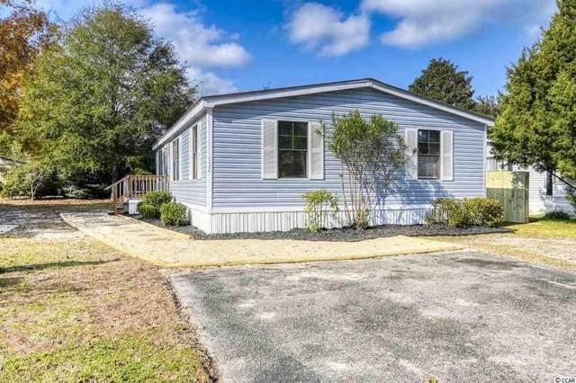 132 Crooked Island Circle, Murrells Inlet, SC 29576 (MLS #2104608) :: Grand Strand Homes & Land Realty
